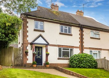 Thumbnail 3 bed semi-detached house for sale in Farleigh Road, Warlingham, Surrey