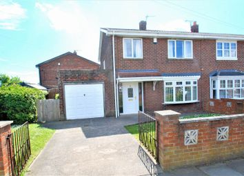 3 bed semi-detached house for sale in Nevinson Avenue, South Shields NE34