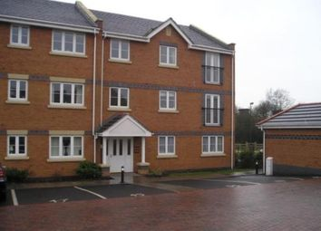 Thumbnail 2 bed flat to rent in Moorhen Close, Brownhills, Walsall