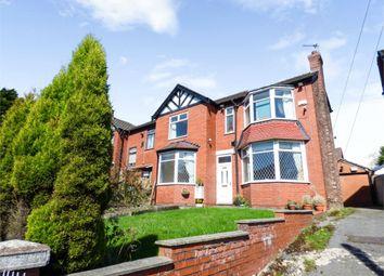 Thumbnail 3 bedroom semi-detached house for sale in Park Road, Prestwich, Manchester, Lancashire