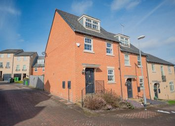 Thumbnail 3 bed town house for sale in Mozart Way, Churwell, Leeds