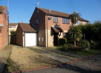 Thumbnail 3 bed semi-detached house to rent in Tanglewood, Werrington, Peterborough