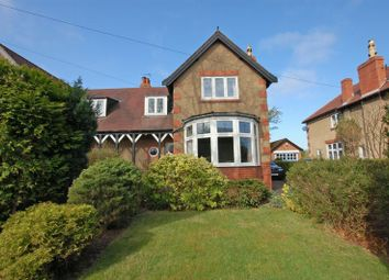 Thumbnail 4 bedroom semi-detached house for sale in North Road, Ponteland, Newcastle Upon Tyne