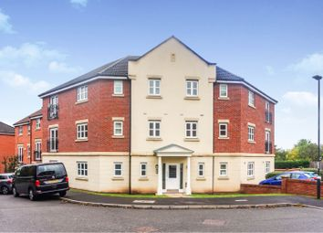 Thumbnail 2 bed flat for sale in Highfields Park Drive, Darley Abbey, Derby