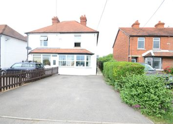 Thumbnail 3 bed semi-detached house for sale in Marlborough Cottage, Milley Bridge, Waltham St. Lawrence
