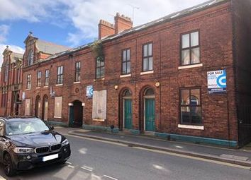 Thumbnail Commercial property for sale in 14, 16, 18 & 20, Museum Street, Warrington
