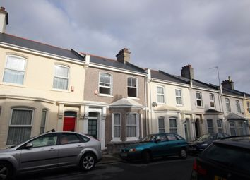 Thumbnail 3 bed terraced house to rent in Beaumont Street, Milehouse, Plymouth