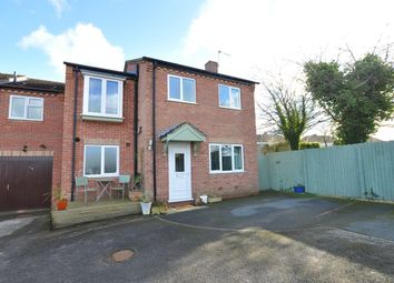 Thumbnail 4 bed detached house for sale in Babbington Close, Tutbury, Burton-On-Trent