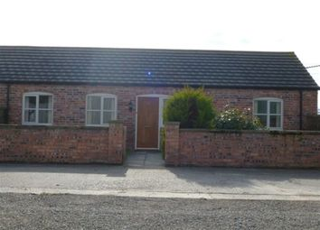Thumbnail 2 bedroom barn conversion to rent in Wrexham Road, Holt