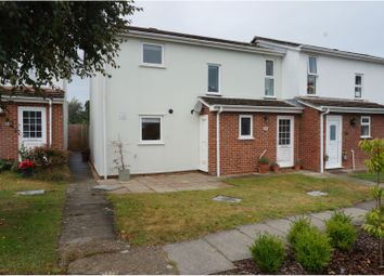 Thumbnail 3 bed semi-detached house for sale in Meadowlands, Lymington