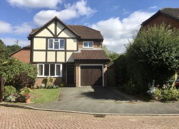 Thumbnail 4 bed detached house for sale in Thomas Turner Drive, East Hoathly, Lewes