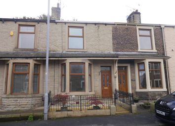 Thumbnail 4 bed terraced house to rent in Catlow Hall Street, Oswaldtwistle, Accrington