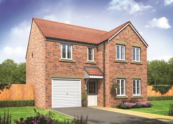 "Thumbnail 4 bedroom detached house for sale in ""The Kendal"" at Beccles Road, Bradwell, Great Yarmouth"