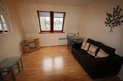 Thumbnail 1 bed flat to rent in Gordon Street, Aberdeen