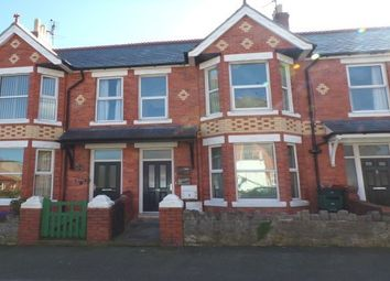 Thumbnail 3 bed flat to rent in Erskine Road, Colwyn Bay