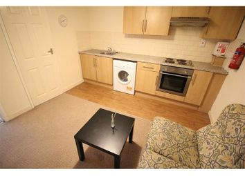 Thumbnail 1 bed flat to rent in Flora Street, Cathays, Cardiff
