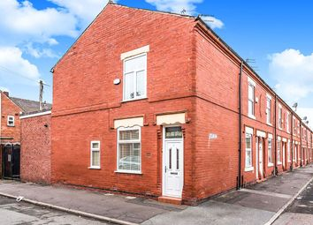 Thumbnail 2 bed end terrace house for sale in Nansen Street, Salford, Greater Manchester