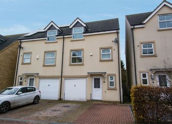 Thumbnail 4 bed semi-detached house for sale in Stone Close, Corsham, Wiltshire