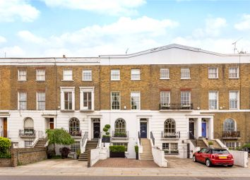Thumbnail 4 bed terraced house for sale in Fulham Road, London