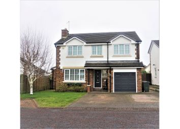 4 bed detached house for sale in Meadowfield, Whitley Bay NE25