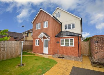 Thumbnail 2 bed maisonette for sale in Woodbridge Road, Ipswich