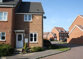 Thumbnail 2 bed end terrace house to rent in Angus Close, Winnersh, Wokingham