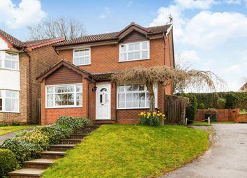 Thumbnail 3 bedroom detached house to rent in Kempton Close, Alton