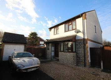 Thumbnail 4 bedroom detached house for sale in Avebury Drive, Bridgwater