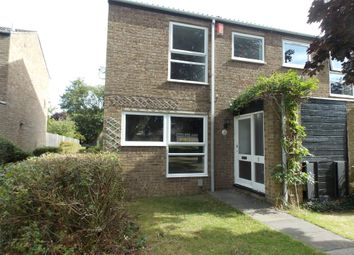 Thumbnail 3 bed end terrace house to rent in Caling Croft, New Ash Green, Longfield