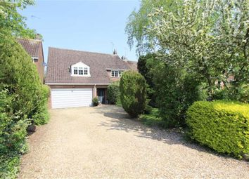 Thumbnail 4 bed detached house for sale in Reach Green, Heath And Reach, Leighton Buzzard