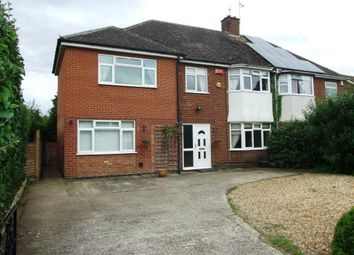Thumbnail 4 bed town house to rent in Alwyn Road, Bilton, Rugby