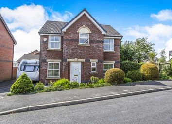 Thumbnail 4 bed detached house for sale in Camellia Drive, Leyland