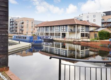 Thumbnail Flat for sale in Springfield Basin, Wharf Road, Chelmsford, Essex