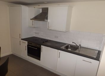 Thumbnail 1 bed flat to rent in Birley Street, Preston