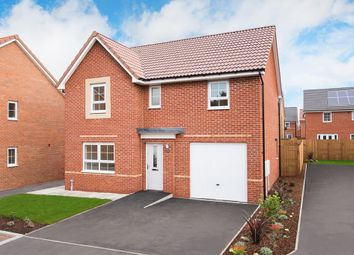 "Thumbnail 4 bed detached house for sale in ""Ripon"" at Poplar Way, Catcliffe, Rotherham"