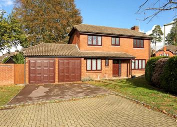 Thumbnail 4 bed detached house to rent in Cheylesmore Drive, Frimley, Surrey