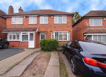 Thumbnail 3 bed semi-detached house for sale in Tideswell Road, Great Barr, Birmingham