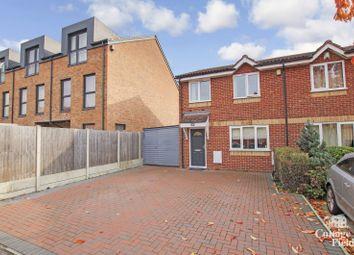 Bressey Avenue, Enfield EN1. 2 bed end terrace house for sale