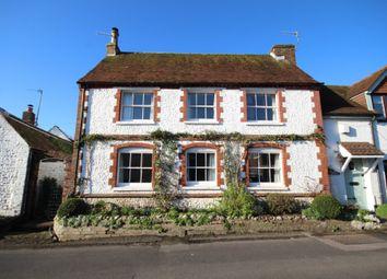 Thumbnail 3 bed semi-detached house for sale in Rose Cottage, Horsham Road, Findon Village