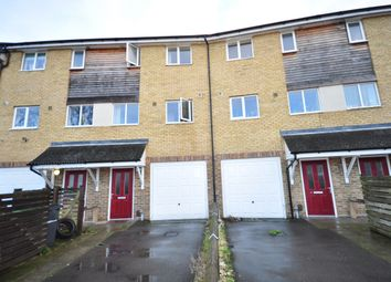 Thumbnail 3 bed terraced house to rent in Morton Way, Maidstone