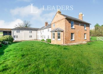 Thumbnail 6 bedroom detached house to rent in Sawtry Road, Glatton, Huntingdon