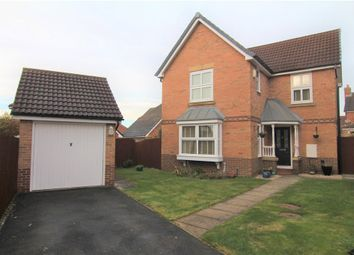 Thumbnail 3 bed detached house for sale in St Cuthberts Way, Sherburn Village, Durham