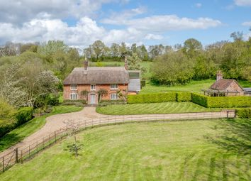 Thumbnail 5 bed detached house for sale in Great Bedwyn, Marlborough, Wiltshire