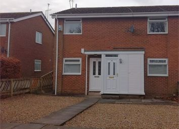 Thumbnail 2 bed flat for sale in Longwood Close, Sunniside, Newcastle Upon Tyne.