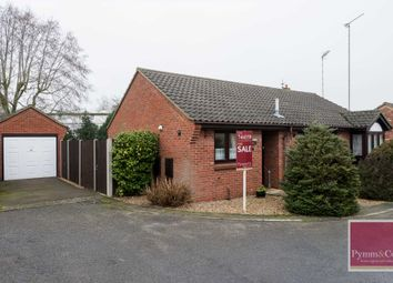 Thumbnail 3 bed detached bungalow for sale in Meadowvale, New Costessey, Norwich