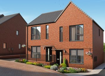 "Thumbnail 2 bedroom property for sale in ""The Foxhill At Birchlands"" at Earl Marshal Road, Sheffield"