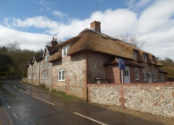 Thumbnail 2 bed cottage to rent in Nore Down Way, West Marden, Chichester