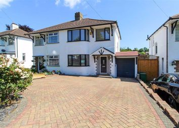 Thumbnail 3 bed semi-detached house for sale in Battle Road, St. Leonards-On-Sea, East Sussex