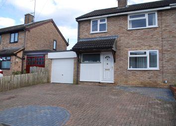 Thumbnail 3 bed semi-detached house for sale in Elm Grove, Woburn Sands, Milton Keynes