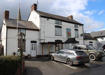 Thumbnail Pub/bar for sale in Castle Caereinion, Builth Wells